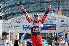 WRC - Blaue Ecke birgt gr��te Gefahr: Quesnel: Loeb ist die Nummer eins