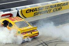 NASCAR - Das Beste f�r alle Parteien: Kurt Busch und Penske gehen getrennte Wege