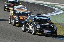 MINI Challenge - Vieth feiert Rekord-Wochenende: Nico Bastian neuer Champion