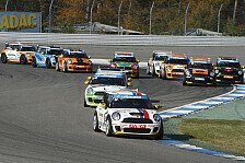 MINI Trophy - ADAC Masters Weekend