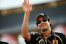 Formel 1 - Diesmal habe ich die Updates am Freitag: Bruno Senna