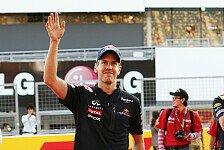 Formel 1 - Menschen geben Unterst�tzung: Vettel freut sich auf Japan-Wochenende