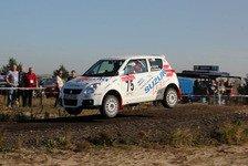 DRS - Die Lausitz Rallye mit ihren T�cken: Veit K�nig zeigte sich unbeirrt