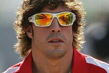 Formel 1 - Hamilton nicht so schlecht: Alonso glaubt nicht an Vettel-�ra