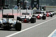 Formel 1 - Reifenabbau war der Unterschied: Strategiebericht zum Japan GP