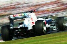 Formel 1 - Updates sollen Schwung bringen: Sauber gibt Gas: Punkte in Korea