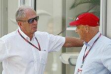 Formel 1 - Wette mit Niki Lauda: Dr. Marko: Verlieren mindestens zwei Rennen