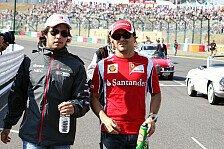 Formel 1 - Die gr��te Herausforderung: Slim-Sohn r�umt Perez Chancen bei Ferrari ein