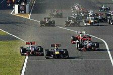Formel 1 - Kampf um Einzelsiege: Die F1 nach Vettels WM-Titel: Langweilig?