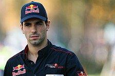Formel 1 - Er hat das Talent daf�r: Hembery w�nscht Alguersuari Cockpit f�r 2013