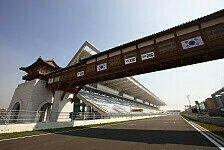 Formel 1 - Martin Donnelly als Fahrervertreter : DRS-Zone in Korea verl�ngert