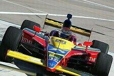 IndyCar - Testfahrer bei Andretti: Sebastian Saavedra f�hrt Indy 500