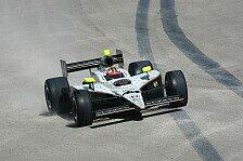 IndyCar - Strafe vor dem gro�en Schachspiel: Rice: R�ckversetzung ans Ende des Feldes