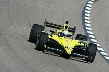 IndyCar - Newgarden f�hrt komplette Saison: Fisher-Hartman 2012 mit Honda-Power