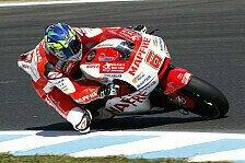 Moto2 - Ich habe lange daf�r gearbeitet: Damian Cudlin