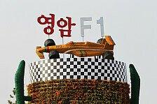 Formel 1 - Was will die Formel 1 hier?: Blog - Ungeliebtes Korea