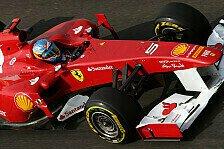 Formel 1 - Rechtzeitig fertig: Ferrari: Mit neuem Auto zum ersten Test