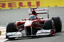 Formel 1 - Frontfl�gel soll helfen: Alonso glaubt an Sieg in Indien