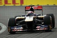 Formel 1 - Auch Buemi macht einen guten Job: Alguersuari: Gutes Gef�hl f�r 2012