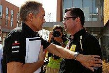 Formel 1 - Kooperation ist gefragt: Whitmarsh: Einheit zwischen den Teams wichtig