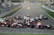 Formel 1 - Unterschiedliche Gefahrenstufen: Die Sicherheit im Fokus der F1-Piloten