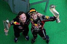 Formel 1 - Dosen regieren die F1-Welt: Die Erfolgsgeschichte von Red Bull