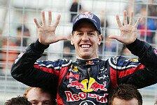 Formel 1 - Parodie auf den Iceman: Video - Vettel macht den Kimi