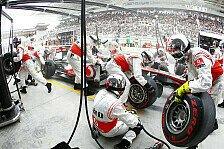 Formel 1 - Aufgeregt & voller Erwartungen: McLaren: Siegchancen in Indien