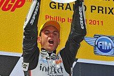 Moto3 - Zwischen den Welten: Best of 2011: Story Sandro Cortese