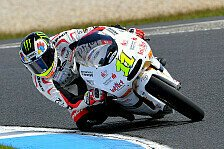 Moto3 - Gutes Rennen ist noch drin: Cortese: Schwieriges Training