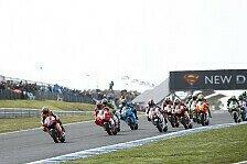 MotoGP - Zahlen zum GP von Sepang