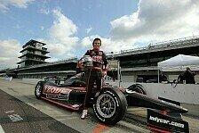 IndyCar - Als Hommage an Wheldon : Neuer Bolide f�r 2012 hei�t DW12