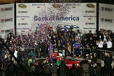 NASCAR - Bilder: Bank of America 500 - 31. Lauf