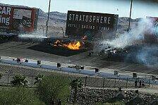 Formel 1 - So muss man Leute nicht unterhalten: Coulthard: IndyCar-Sicherheit 20 Jahre veraltet