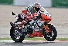 Superbike - 2012 wieder angreifen: Biaggi w�nscht sich ein Team zu Weihnachten