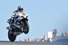 Superbike - Motocross-Fahren kein Problem: Fabrizio nach OP wieder voll im Training