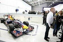 Formel 1 - Der Konkurrenz keine Anhaltspunkte liefern: Newey: Red Bull k�nnte neue Teile zur�ckhalten