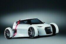 Auto - Ein Fahrzeugkonzept ohne Vorbild: Der Audi urban concept