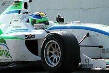 Formel 2 - Marinescu fährt Konkurrenz davon