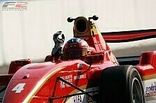 Formel 2 - Bortolotti triumphiert im ersten Lauf