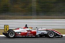 F3 Euro Series - Dem Druck standgehalten: Merhi siegt erneut