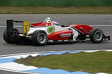 F3 Euro Series - Aufgehalten vom Teamkollegen: Wittmann verpasst Podium knapp