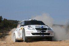 WRC - Wertvolle Erfahrung sammeln: VW: Dritter Sieg in Folge soll her