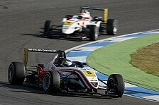 F3 Euro Series - Titel in Valencia etwas Besonderes: Merhi & Melker voll und ganz zufrieden