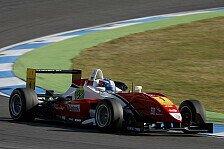 F3 Euro Series - Duell gegen Juncadella �berstanden: Wittmann freut sich �ber Vize-Titel