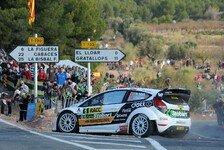 WRC - Solberg kann sich nicht beschweren: �stberg hatte Bremsprobleme