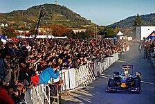 Formel 1 - Ausnahmezustand in der Provinz: Video - Vettelheim macht sich f�r Party bereit