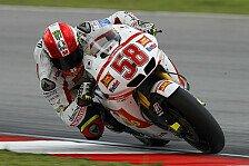 MotoGP - Jeder kann pers�nliche Nachricht hinterlassen: 16-Meter-Mauer f�r Simoncelli in Valencia