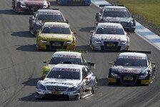 DTM - 10+1 Rennen: Rennkalender f�r 2012 verabschiedet