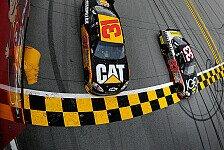 NASCAR - Carl Edwards baut Tabellenf�hrung aus : Clint Bowyer gewinnt in Talladega